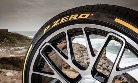 Premian desempeño de la P Zero de Pirelli