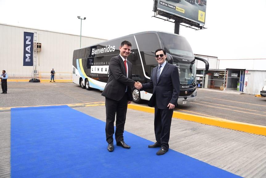 Tiene México los mejores autobuses del mundo