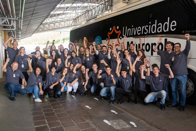 Marcopolo crea su Universidad corporativa