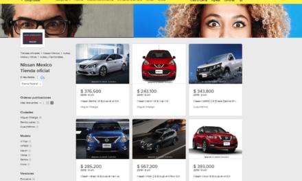 Nissan y Mercado Libre lanzan tienda de vehículos en línea