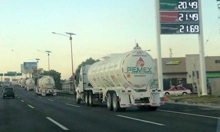 Con la operación de 428 nuevas pipas, se regulariza abasto de combustibles
