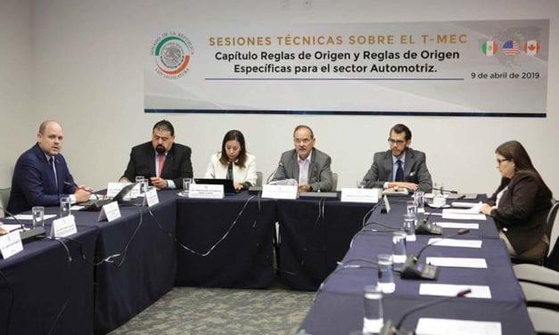 Preocupa a la industria automotriz reglas de origen del T-MEC