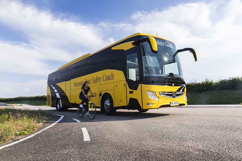 Mercedes-Benz en el Bus2Bus de Berlín