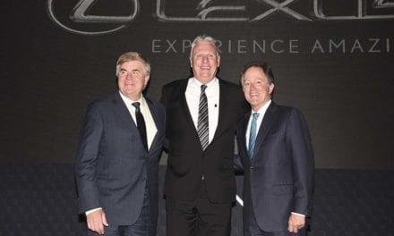 A finales de 2021 llegará Lexus a México