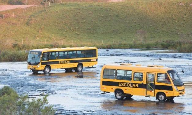 Ya hay 3 mil 400 Volksbus Camino de la Escuela