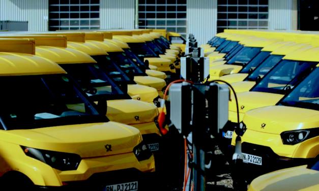 Coloca DHL Group 500 vehículos eléctricos en Japón
