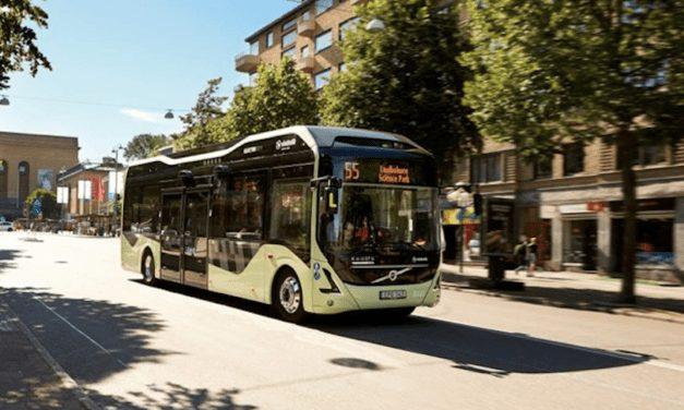 Autobuses eléctricos aumentan satisfacción de pasajeros