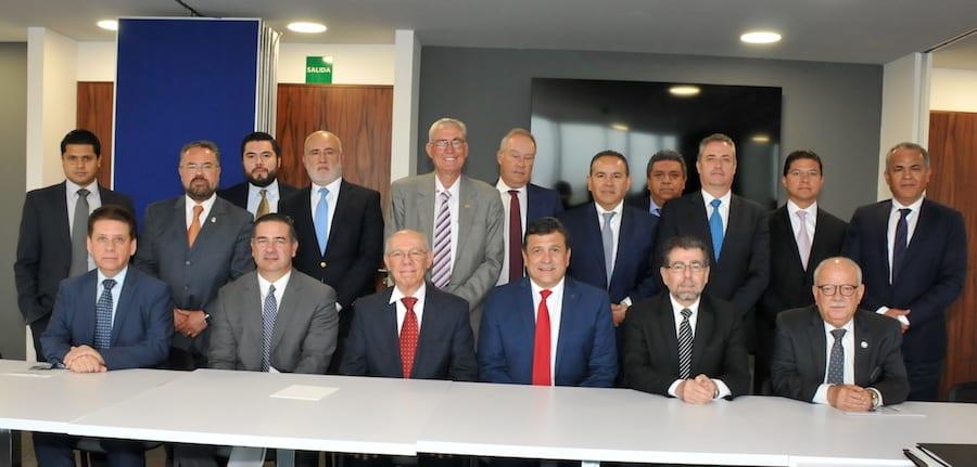 Expone Canacar prioridades del sector a SCT