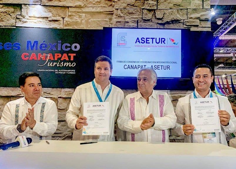 Canapat-Asetur- Magazzine del Transporte