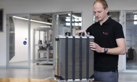 Prepara Bosch pilas de combustible para camiones