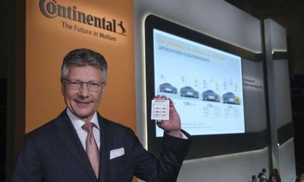 Continental está centrada en la movilidad del futuro