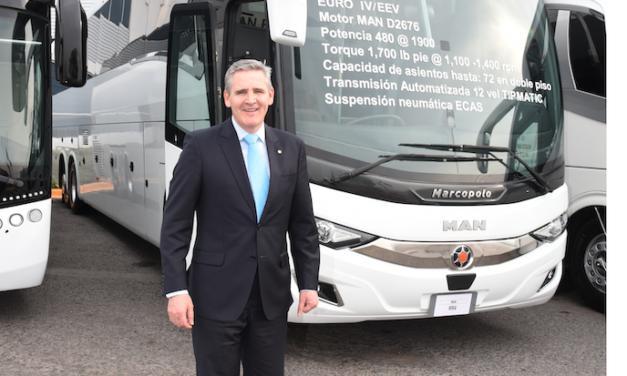Crece sinergia Marcopolo y MAN Truck & Bus