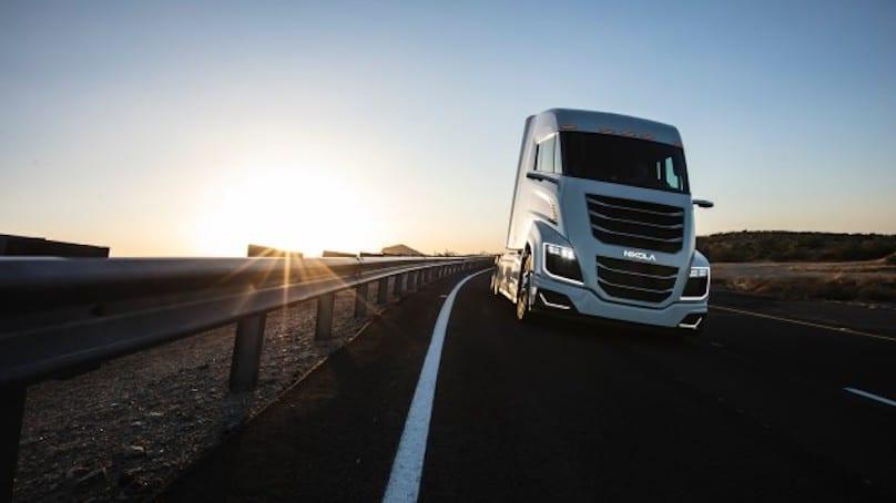 Revoluciona Bosch el camión Nikola Two