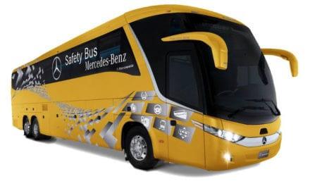 Safety Bus, alta tecnología de Mercedes-Benz Autobuses