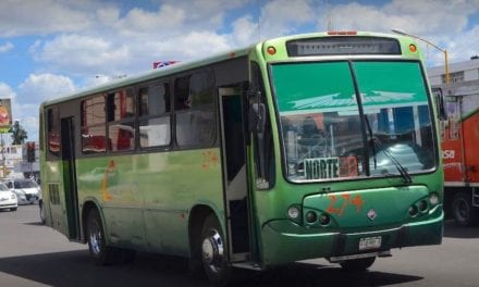 Aguascalientes busca reformar el transporte público