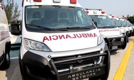 Estrena Veracruz flota de vehículos para el sector salud