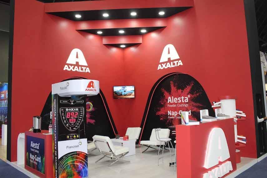 Presenta Axalta gama de recubrimientos en Expo FabTech