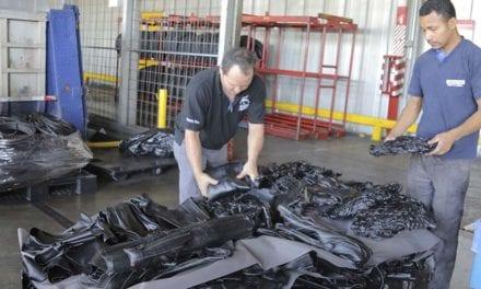 Recicla Bridgestone 96% de sus residuos