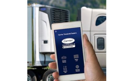 Distribuidores cercanos con app Carrier Transicold