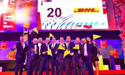 DHL Supply Chain, mejor empresa para trabajar