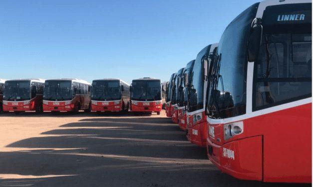 Sonora incorpora 12 autobuses DINA Linner