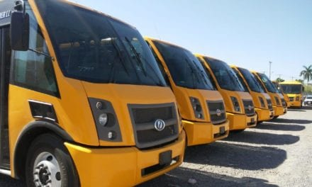 40 autobuses DINA Runner para Sonora