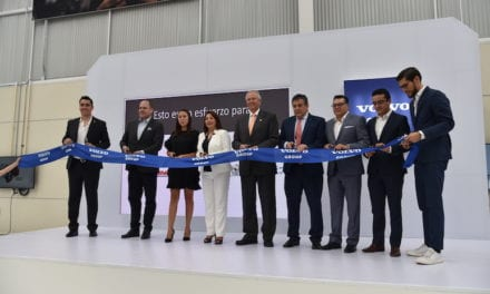 Inauguran el Volvo Group Learning Center