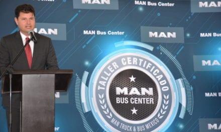 Abrirá MAN Truck & Bus México 6 MAN Bus Center