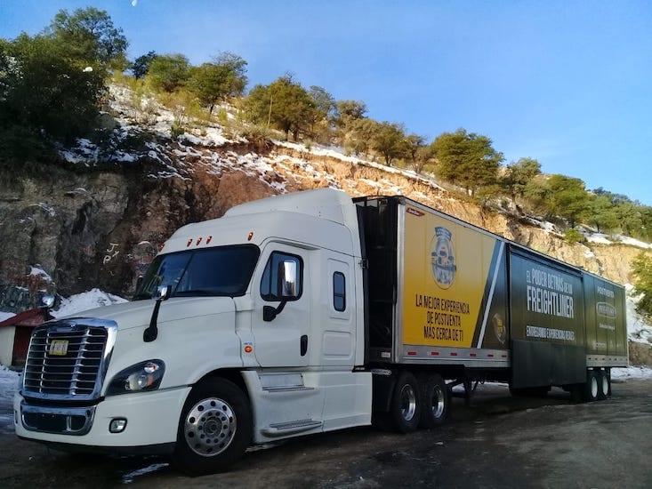 Intensa capacitación de Daimler Trucks en el norte del país