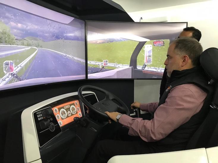 FL simulador