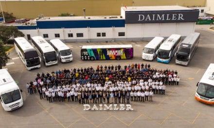 Confirma Mercedes-Benz Autobuses como Industria Limpia