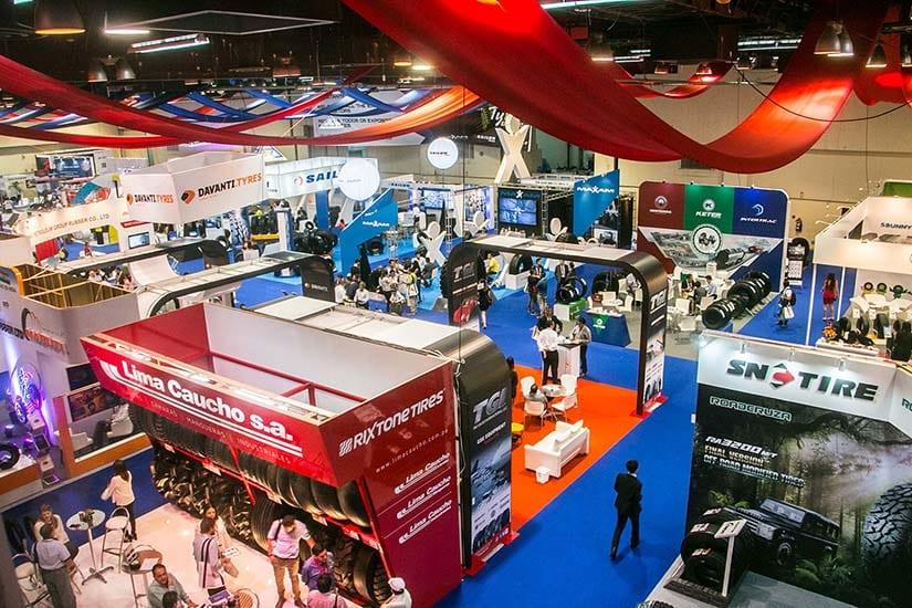 200 expositores acudirán a la Latin Tyre Expo