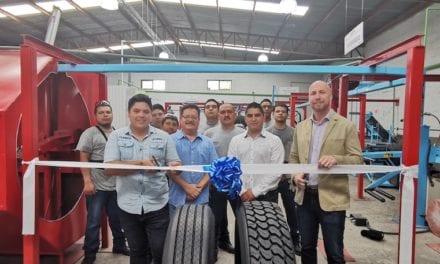 Inauguran planta Llanco en Nuevo Laredo