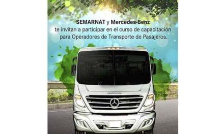 Ofrecen curso gratuito a operadores de autobuses