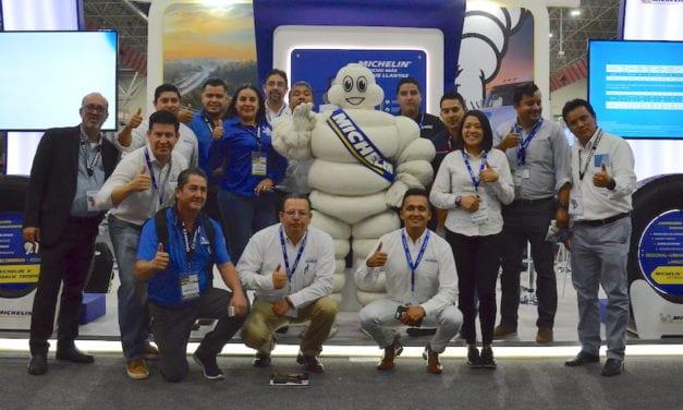 Michelin facilita la operación de flotas