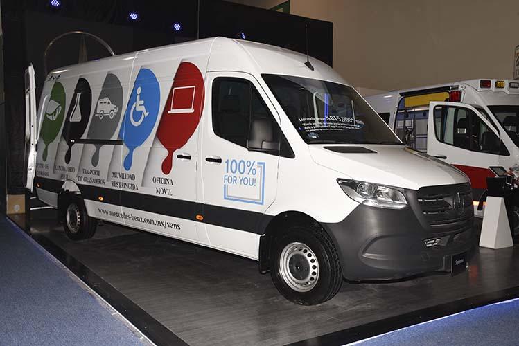 Nueva Sprinter Cargo Van