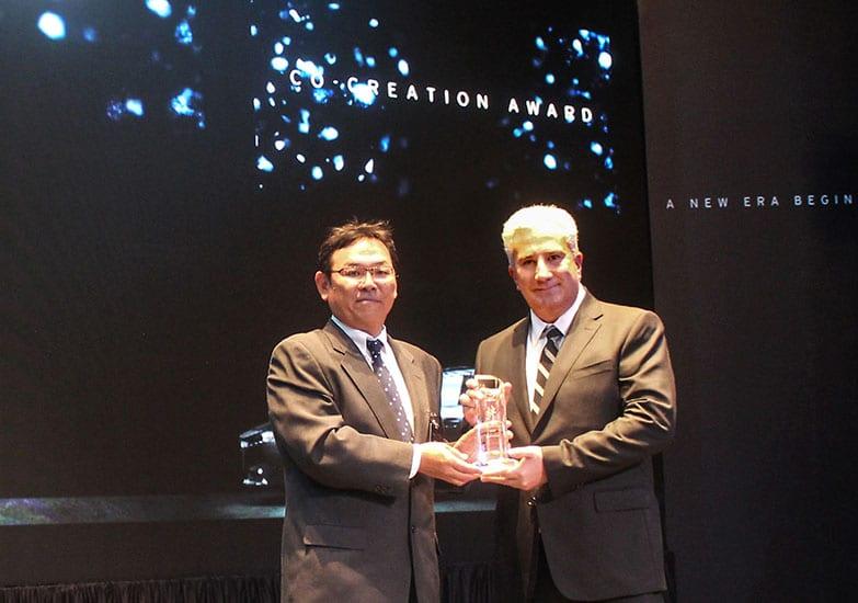Gana Bridgestone premio Co-Creation Award
