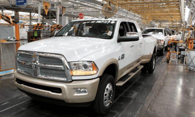 FCA suspende producción en Norteamérica