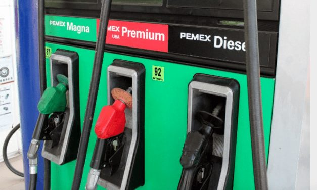 Las gasolinas más baratas están en Tabasco y Edomex