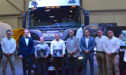 Estrena ALR nueva generación de camiones Scania
