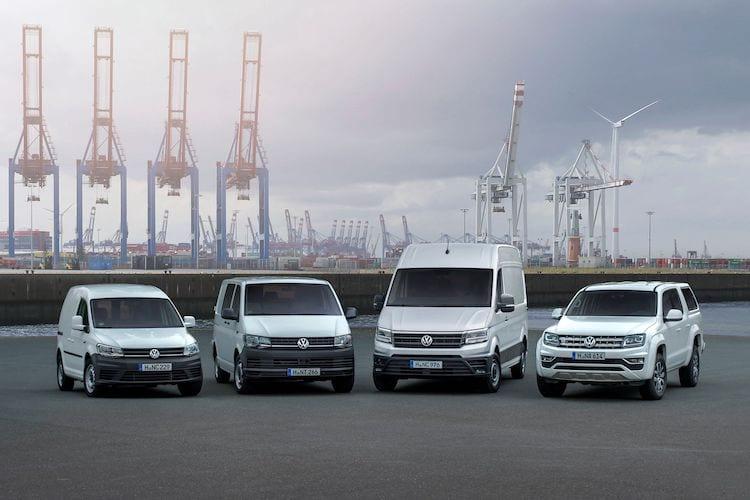 Crece entrega de Vehículos Comerciales VW