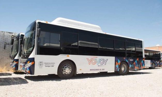 Arranca YOVOY en Aguascalientes