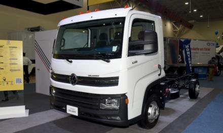 Presenta MAN Truck & Bus el Delivery 4.160
