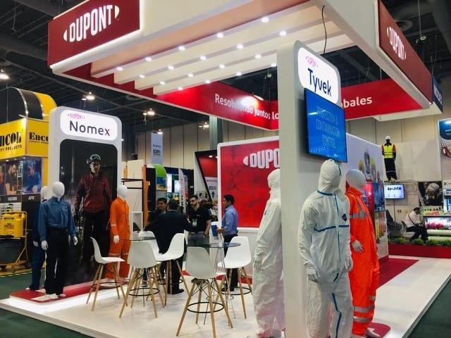 Presenta DuPont líneas de equipos de protección
