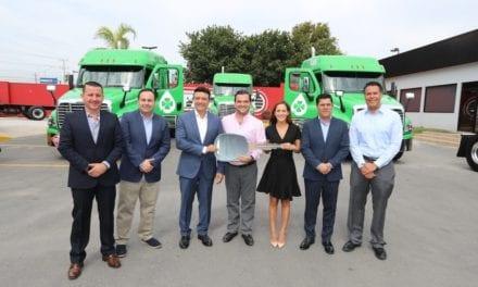 Crece Lucky Gas Transport de la mano de Difrenosa
