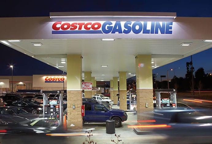 Abre Costco su séptima gasolinera