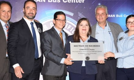 CYMA Motors ya es MAN Bus Center