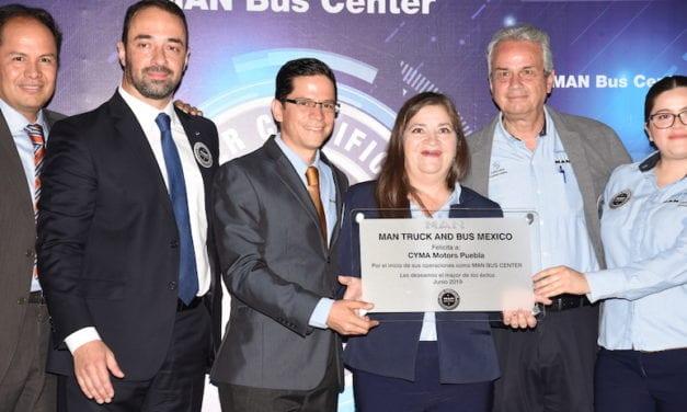 CYMA Motors ya es MAN Bus Center