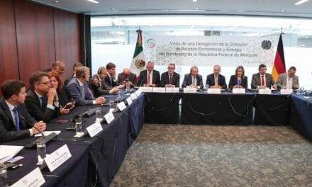 Es Alemania tercer socio comercial de México