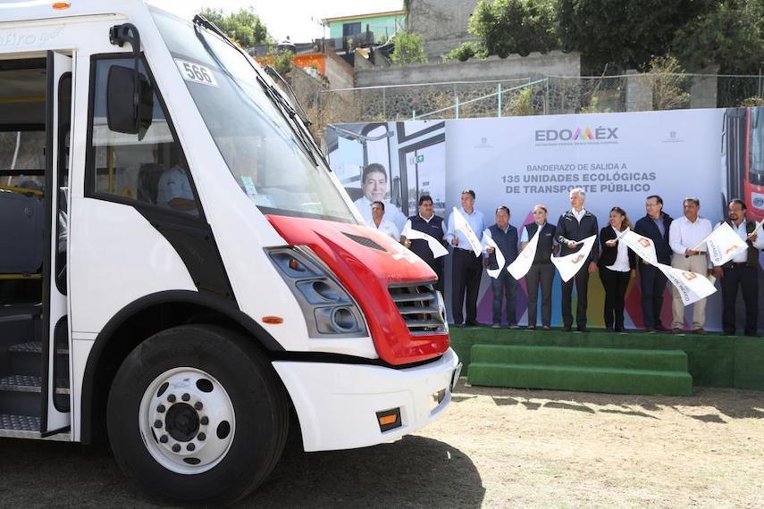 Transportistas de Edomex apuestan por tecnología Euro V